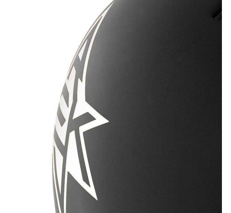 Skatehelm Rekd Elite Icon Zwart-Wit