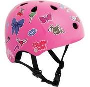 SFR Skates Sticker skatehelm Essentials roze