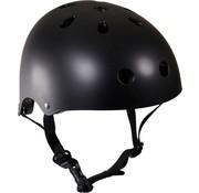 SFR Skates Skatehelm zwart Essentials