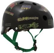 Slamm Scooters Slamm Sticker Skatehelm