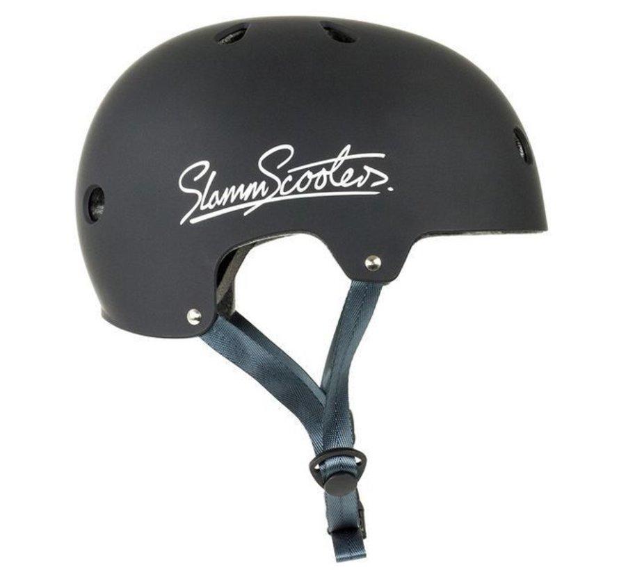 Slamm Logo Sticker Skatehelm
