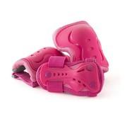 SFR Skates Skate beschermset SFR roze