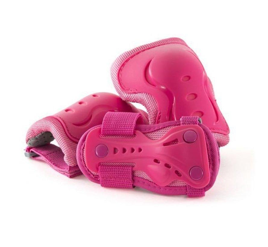 Skate beschermset SFR roze