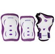 Bullet Safety Gear Bullet skate beschermset Jr. Blast Paars/Wit