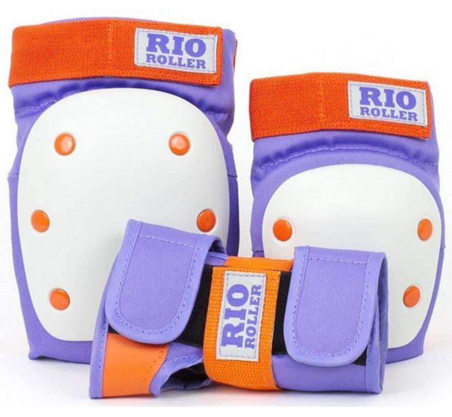 Rio Roller 3-Pack Bescherming