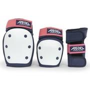 REKD Protection REKD Heavy Duty 3-Pack Bescherming Blauw-Roze