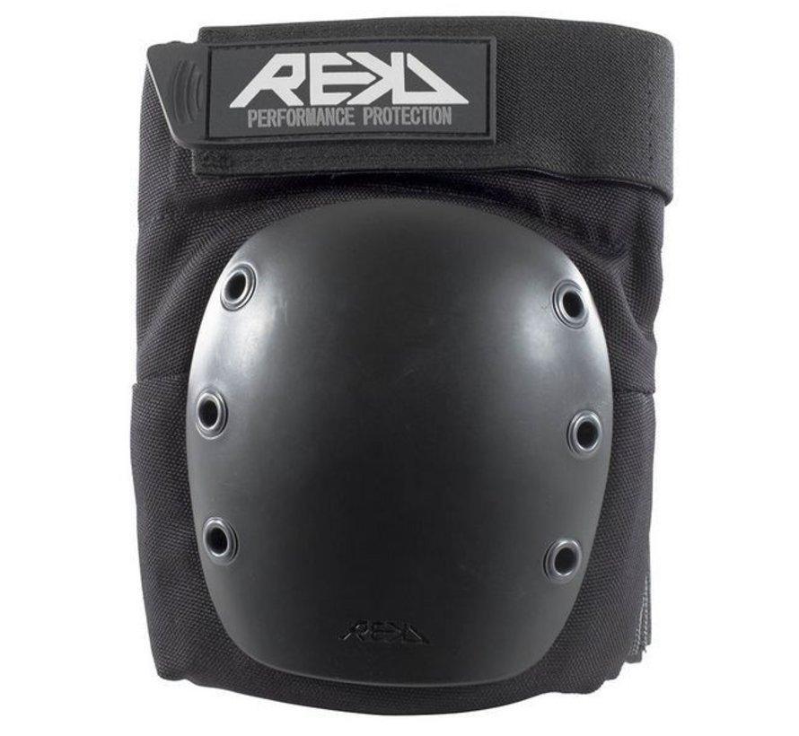 REKD Kniebescherming ADULT Zwart