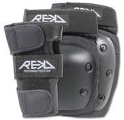 REKD Protection REKD Pro Beschermset ADULT Zwart
