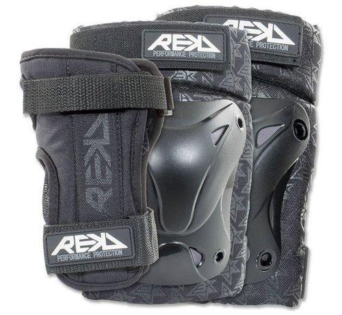 REKD Protection REKD Recreational Beschermset Zwart