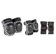 Pro-Tec Pro-Tec Street Gear Youth 3-Pack Checker