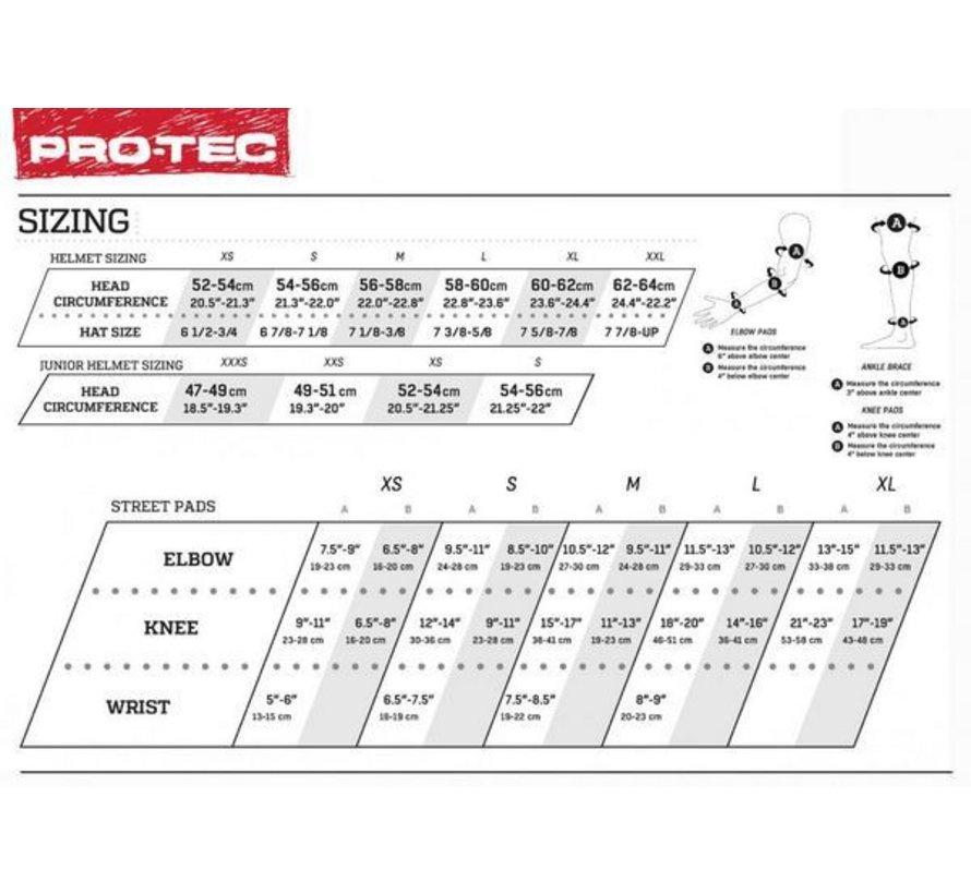 Pro-Tec Classic Skatehelm Mat Zwart