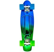 Ridge Skateboards Ridge Neochrome 22'' Penny Board Blue-Green
