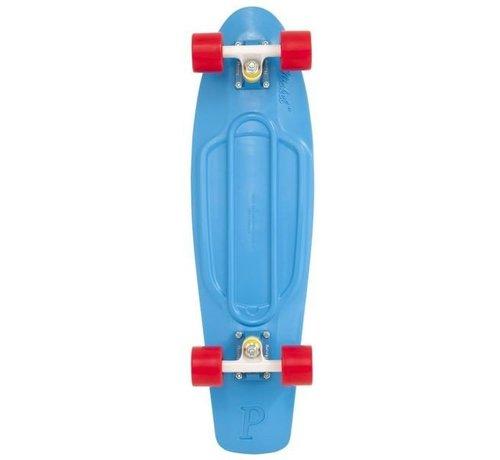 Penny Skateboards Penny Original 27'' Nickel Skateboard Blauw