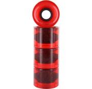 Penny Skateboards Penny Skateboard wielen Glitter rood