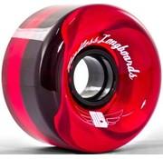 Mindless Longboards Longboard wielen Mindless Team rood 70mm