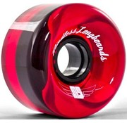 Mindless Longboards Mindless Team Rood 70mm Wielen