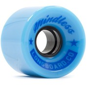 Mindless Longboards Mindless 60mm Cruiser Wielen Light Blue