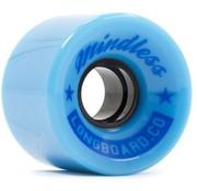 Mindless Longboards Mindless 60mm Cruiser Wielen Light Blue
