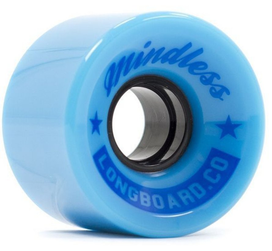 Mindless 60mm Cruiser Wielen Light Blue