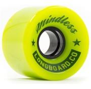 Mindless Longboards Mindless 60mm Cruiser Wielen Lime