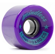 Mindless Longboards Mindless 60mm Cruiser Wielen Purple