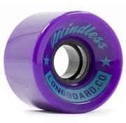 Mindless Longboards Mindless 60mm Cruiser Wielen Purple