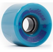Mindless Longboards Mindless 60mm Cruiser Wielen Teal