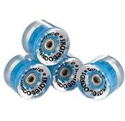 Ridge Skateboards Ridge 59mm Cruiser LED Wielen Blue