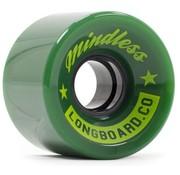 Mindless Longboards Mindless 60mm Cruiser Wielen Green