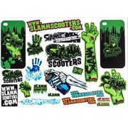 Slamm Scooters Slamm Scooters sticker pack phone
