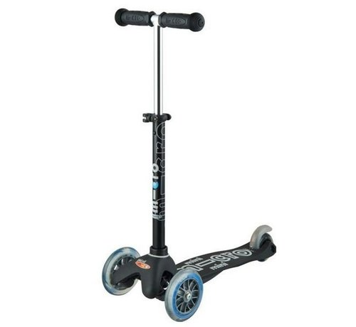 Micro Scooters Micro Mini Deluxe Kinderstep Black