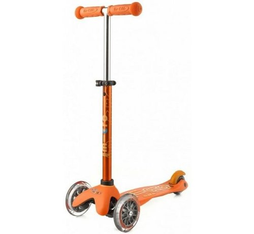 Micro Scooters Micro Mini Deluxe Kinderstep Orange