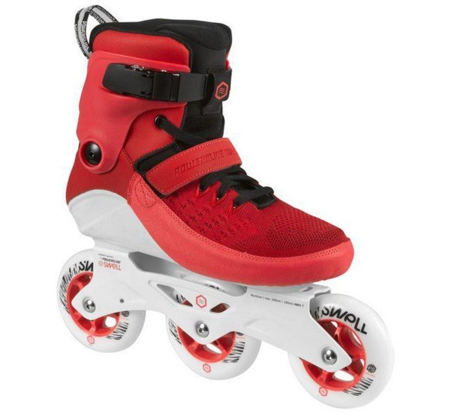 4df1280e552 Powerslide Tri Skates Swell Rood - MySkateshop.com