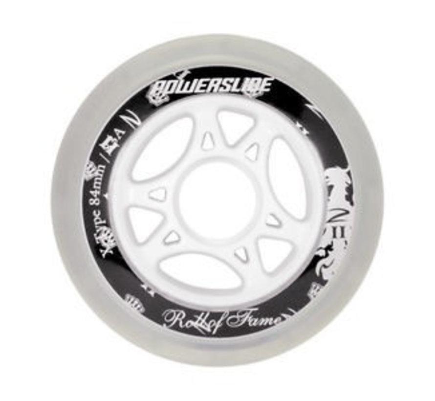 Powerslide Inline Skate Wielen 84mm/82A 4-pack