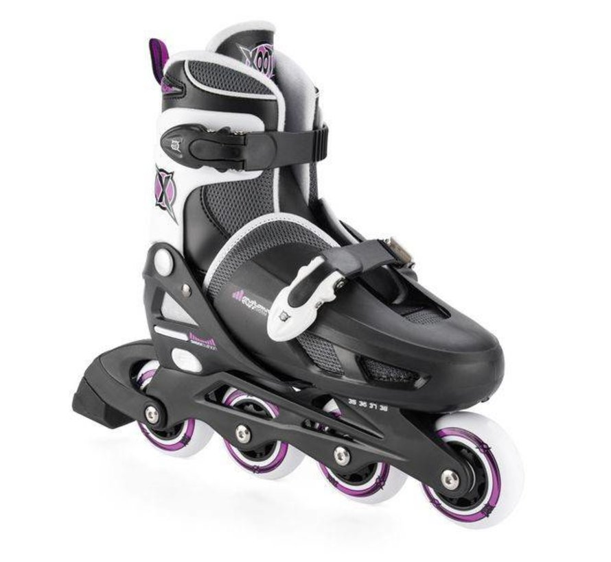 Xootz XZ400P Girls Inline Skates