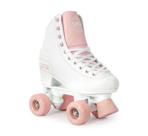 SFR Skates SFR Figure Rolschaatsen Wit-Roze