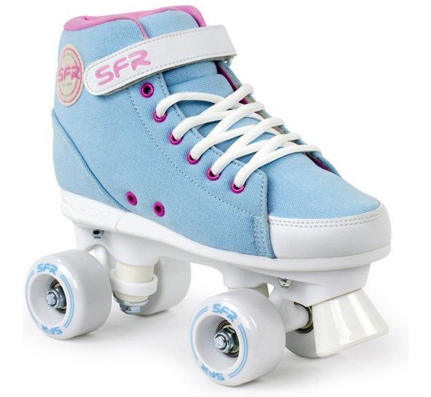 SFR Vision Sneaker Rolschaatsen Sky Blauw