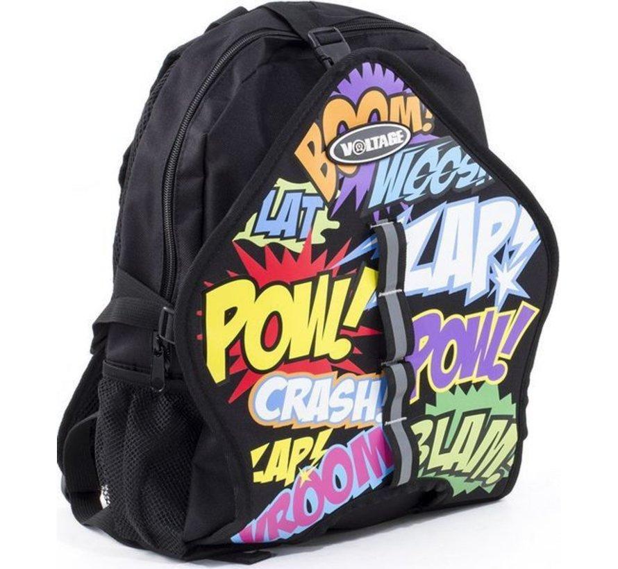Voltage Backpack Cartoon