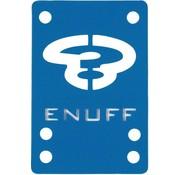 Enuff Skateboards Skateboard shockpads Enuff blauw