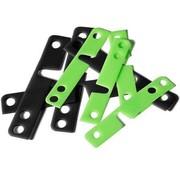 Mindless Longboards Mindless Dropthrough Shockpads Groen
