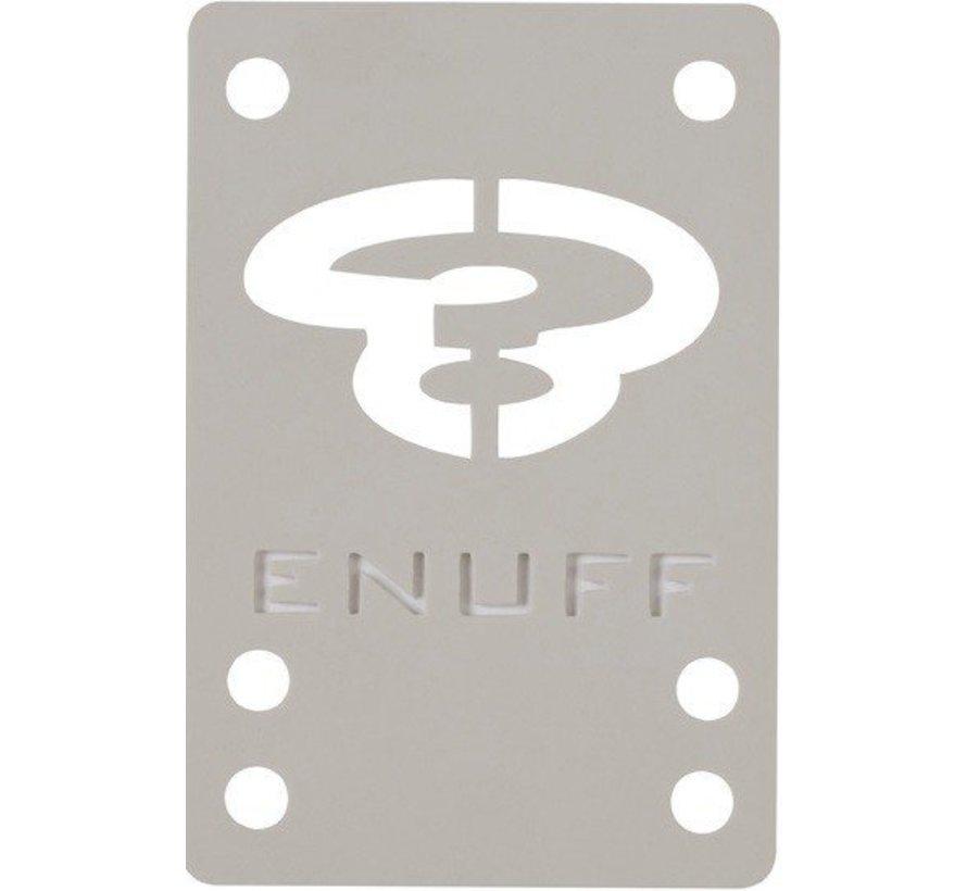 Enuff shockpads 1mm wit