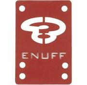 Enuff Skateboards Skateboard shockpads Enuff rood