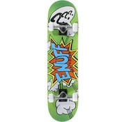 "Enuff Skateboards Enuff Pow Groen 7.25"" Mini Skateboard"