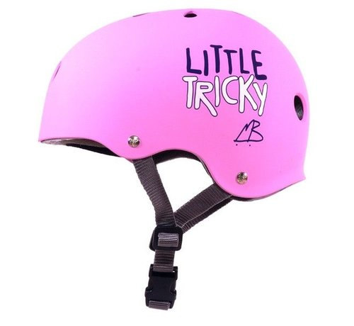 Triple Eight Triple Eight Lil Tricky Skatehelm Roze (49-52cm)