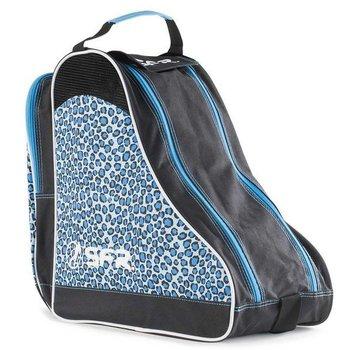 SFR Skates SFR Skate- & Schaatstas Blue Leopard