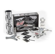 Enuff Skateboards Enuff Decade Pro Truck Set Polished
