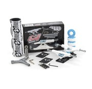 Enuff Skateboards Enuff Decade Pro Truck Set Wit-Zwart