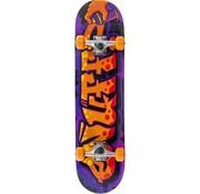 "Enuff Skateboards Mini skateboard Enuff Graffiti paars 7.75"""