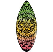 Osprey Surf & Skate Osprey Rasta Flame 41'' Skimboard
