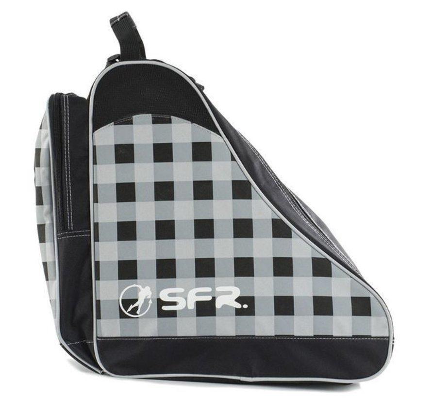 SFR Skate- & Schaatstas Black Chequered